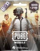 PUBG Mobile 8100 UC (Global