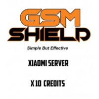 GSM Shield Box Xiaomi Server Credits